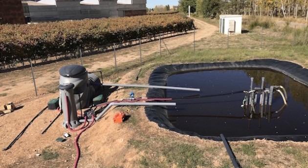 Resultados espectaculares primera depuradora CLEWER instalada España