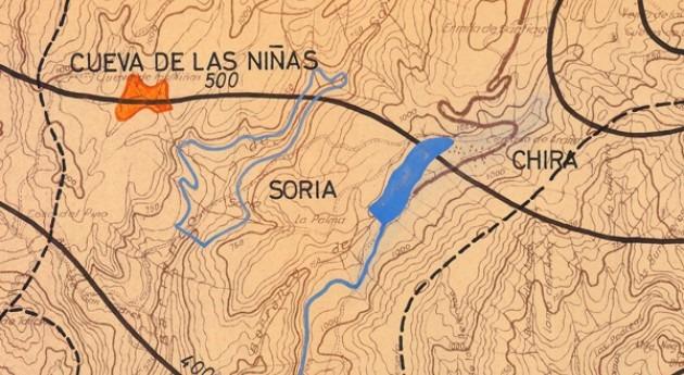 Chira, Soria y Niñas - #GranCanaria: símbolos que producen impresiones