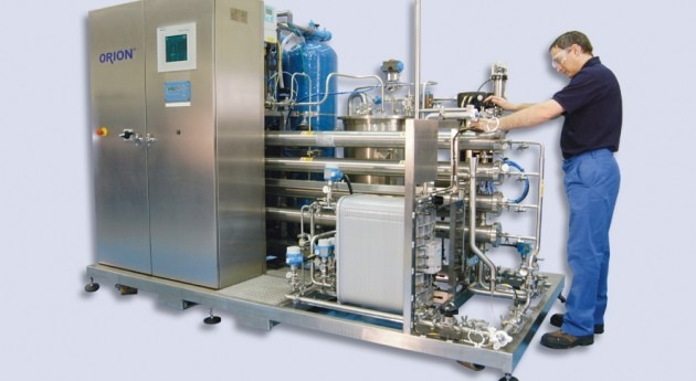 Nueva planta agua purificada, inyectables y vapor puro Veolia Water Technologies Hipra