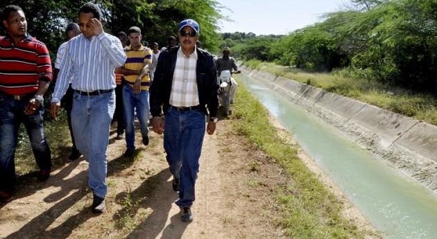 Instituto Nacional Recursos Hidráulicos República Dominicana rehabilitará regadíos Olivares y Nizaito
