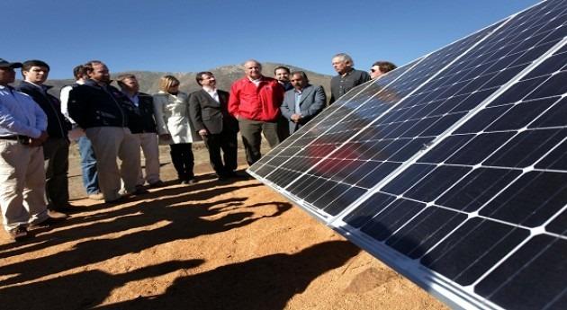 Éxito concurso Comisión Nacional Riego Chile productores que incorporan energías renovables riego