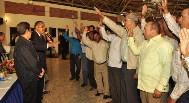 Se conforma nueva dirección Consejo Nacional Regantes República Dominicana