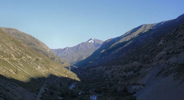 Dirección General Agua refuerza fiscalización cumplimiento acuerdo redistribuir aguas rio Aconcagua