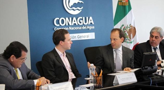 Abastecimiento zonas rurales y modernización regadio, prioridades estado Chiapas