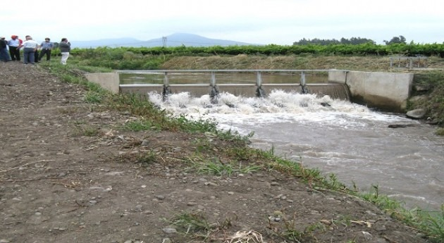 Comisión Nacional Riego ha rehabilitado totalidad obras riego colapsadas terremoto 2010