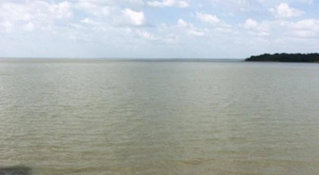 embalse río Guarico cierrar compuertas al sistema riego recarga