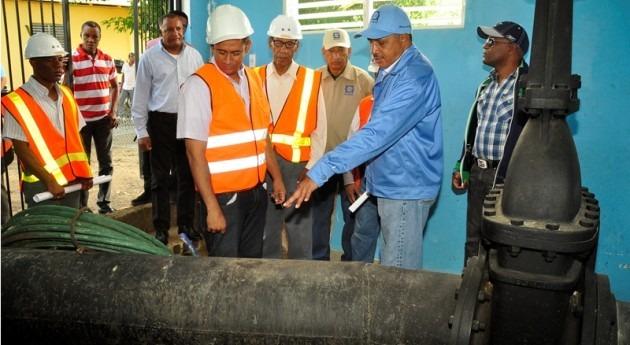 principal objetivo consutrcción Presa Piña es solucionar falta agua regadío