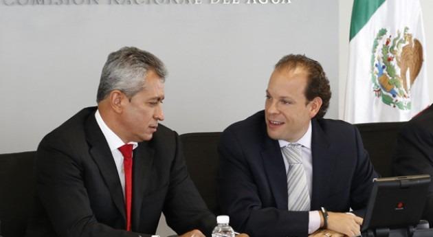 Conagua y Gobierno Colima analizarán nuevas fuentes abastecimiento agua potable y riego