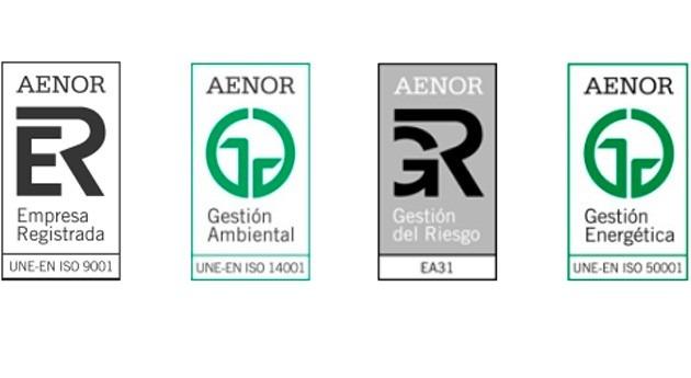 AENOR reconoce calidad gestión Emalcsa
