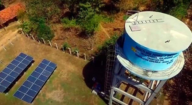 Soluciones innovadoras y sostenibles obtención agua Honduras
