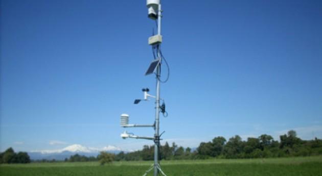 Ahorro agua riego mediante modelo integral térmica