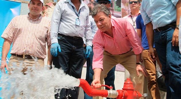 Colombia asume coordinación Sistema Información Agua y Saneamiento Rural
