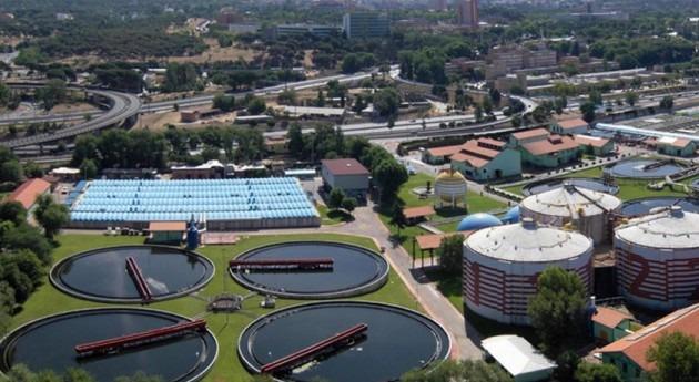 Adjudicadas explotación y mantenimiento dos EDAR Madrid 29,5 millones euros