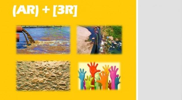 3R's (y plus) aguas residuales: Gestionando proyecto futuro