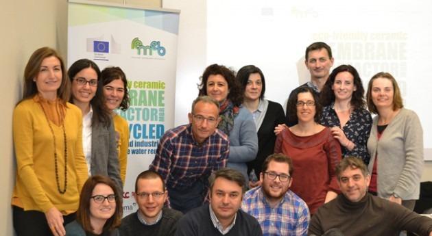 socios proyecto europeo REMEB celebran segunda reunión Valencia