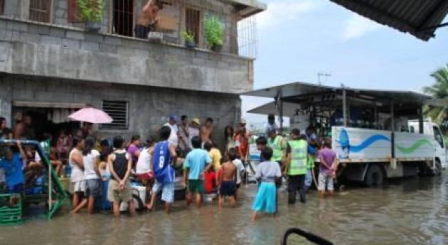 Se cumplen dos años tifón Yolanda que devastó Filipinas