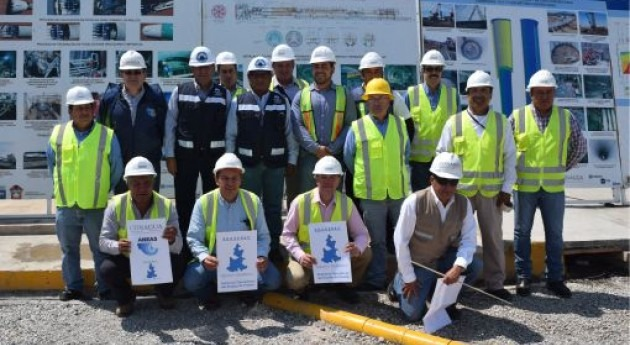 Organismos Operadores Puebla visitan TEO