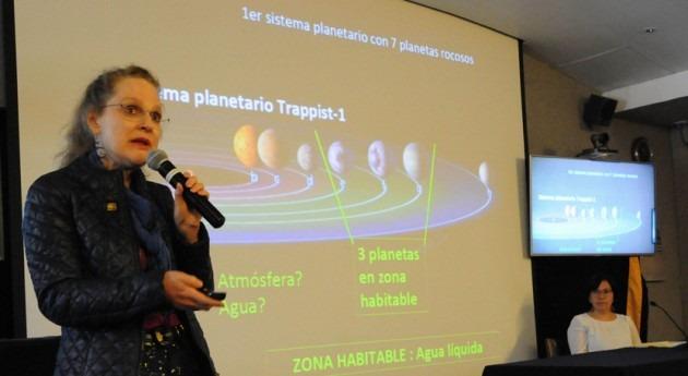 Determinar presencia agua exoplanetas recién descubiertos, clave albergar vida