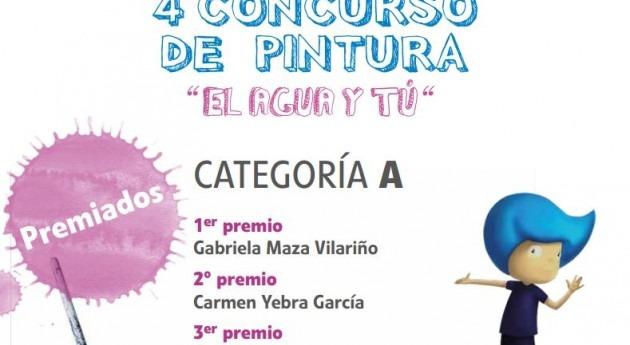 Canal de isabel ii gesti n entrega los premios del concurso de pintura para ni os 39 el agua y t 39 - Oficinas canal isabel ii madrid ...