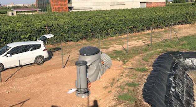 Comienza instalación primera EDAR CLEWER España