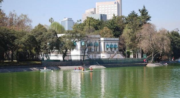 Lago del Bosque Chapultepec