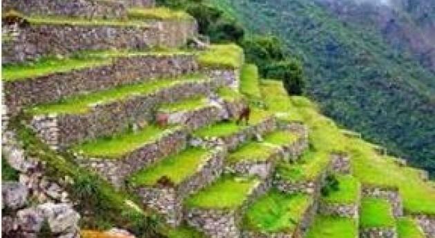Perú priorizará gestión recurso hídrico sistemas andenería provincia Aymaraes