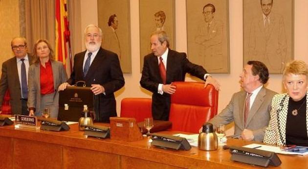 Arias Cañete impulsará nuevo Plan Nacional Regadíos