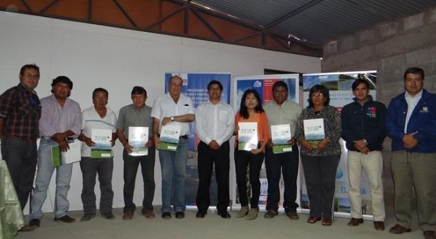 """CNR Chile lanza programa """"Capacitación y fortalecimiento Junta Vigilancia río Lluta"""""""