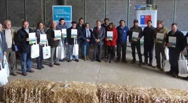 Agricultores Araucanía mejorarán sistema riego gracias bonificación 1,4 millones dólares