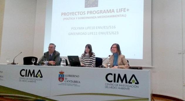 Gobierno Cantabria organiza jornada informativa CIMA ayudas europeas medio ambiente programa LIFE