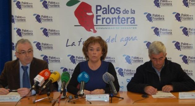 sector fresero exige revisión dotación agua riego Plan Hidrológico Guadalquivir