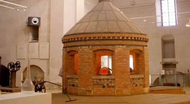 La exposici n la esfera del agua en el centro nacional - Fabricas de cristal en espana ...