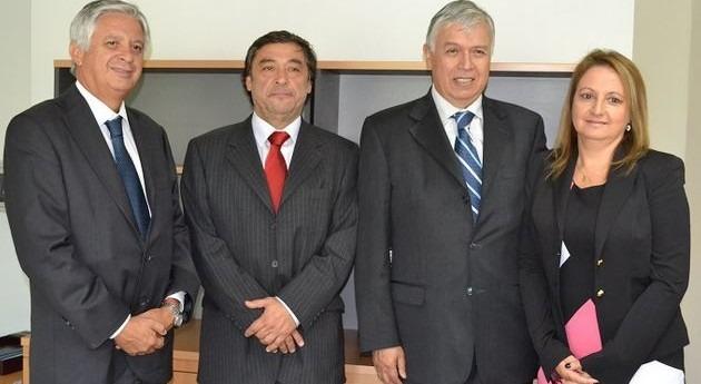 Hugo Patricio Grez Marchant, nuevo Secretario Ejecutivo interino Comisión Nacional Riego