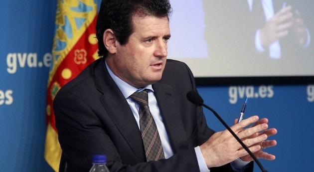 José Císcar valora alternativas toma Cortes Pallás trasvase Júcar-Vinalopó