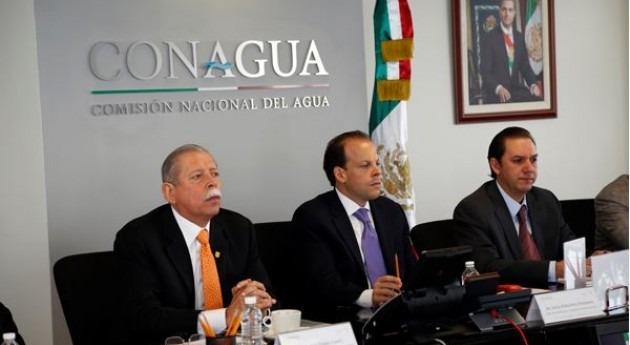 Conagua y Gobierno Tamaulipas mejorarán distribución agua y sector agrícola
