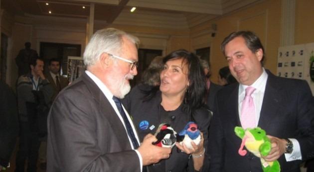 """Arias Cañete: """" Red Natura 2000 es más ambicioso proyecto conservación naturaleza Unión Europea"""""""
