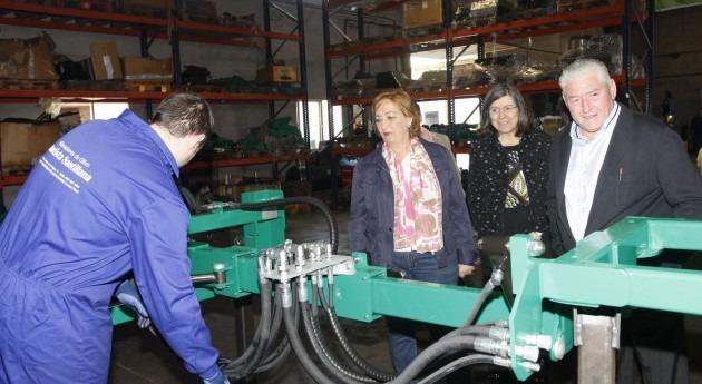Maria Luisa Soriano destaca impulso regadío Campo Montiel