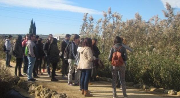 Se cierra mes noviembre más 150 visitantes al Centro Experimental I+D+i CENTA