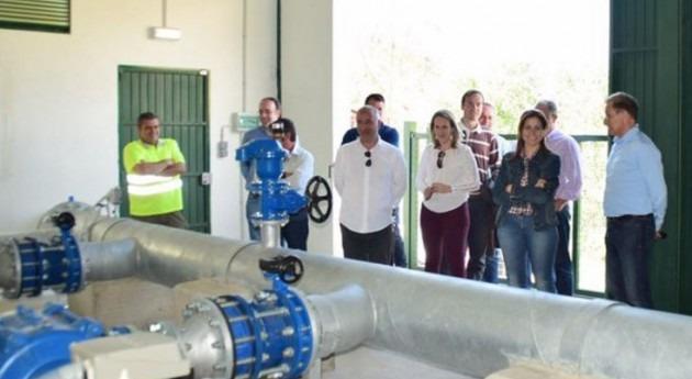Andalucía concluye obras abastecimiento y riego Costa oriental