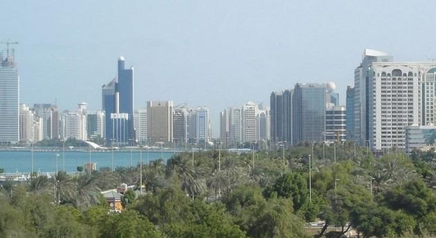Abu Dhabi (Wikipedia/CC).