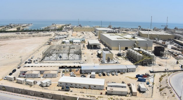 ACCIONA produce primer metro cúbico agua desalinizadora Al-Khobar