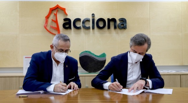 ACCIONA renueva patrocinio Festival Internacional Cante Minas Unión