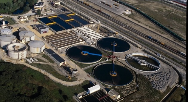 Colaboración promover reutilización industria vasca aguas tratadas