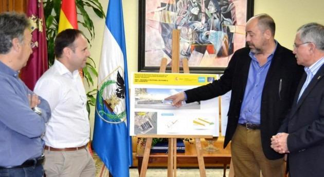 MAGRAMA adjudica construcción pasarela Rambla Cañarete, Águilas