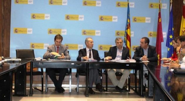 CHS y Ayuntamientos Hellín, Tobarra y Chincilla analizan acuíferos sobreexplotados zona
