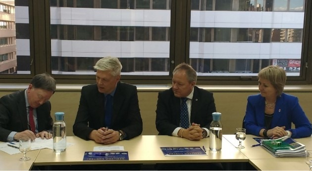 AEAS firma convenio colaboración dos organizaciones danesas sector agua urbana