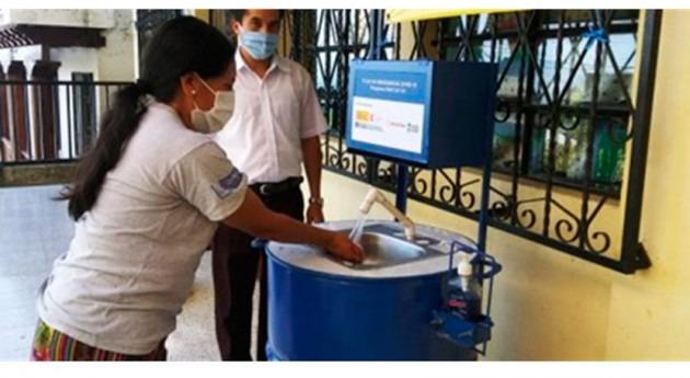AECID refuerza oficinas municipales agua y saneamiento Guatemala