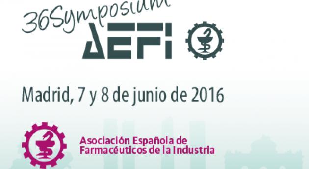 Veolia Water Technologies, patrocinador 36ª Edición Symposium AEFI