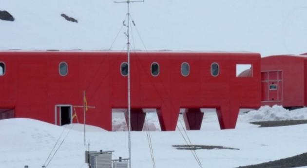 AEMET Antártida: 28 años datos meteorológicos, recogidos publicación
