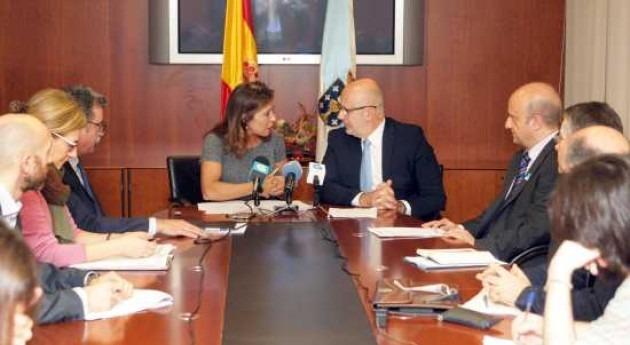 Acuerdo AEMET y Galicia mejorar calidad servicios meteorológicos